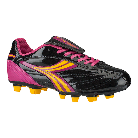 6d755f7673 Diadora Evento FG Girls' Outdoor Soccer Cleats