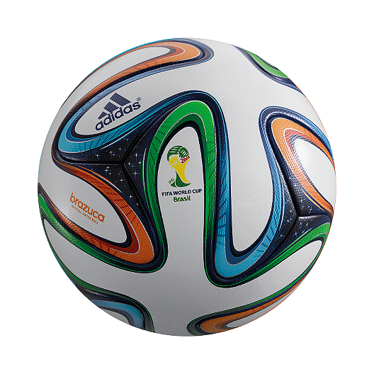 95e1f637780 adidas World Cup 2014 Brazuca Official Match Ball