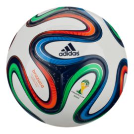 adidas World Cup 14 Brazuca Replica Size 5 Soccer Ball