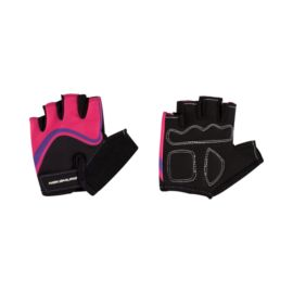 Nakamura Comox Kids Short Fingered Bike Glove Pink
