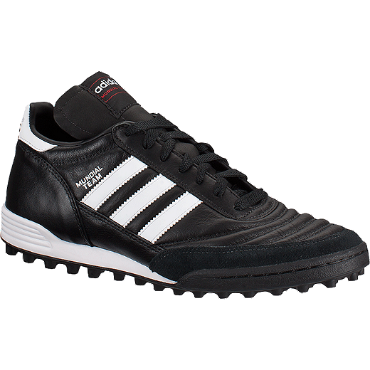 a5ac99a0d adidas Men s Mundial Team Turf Indoor Soccer Shoes - Black White ...