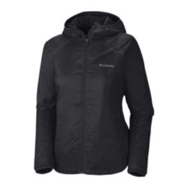 Columbia Poleta Peak Women's Rain Shell Fleece Jacket