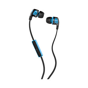 Skullcandy 2.0 Buds In-Ear Headphones - Blue