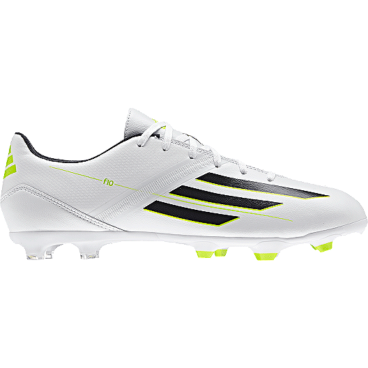 a1d5de2a4189 adidas Women s F10 TRX FG Outdoor Soccer Cleats - White Black Lime Green