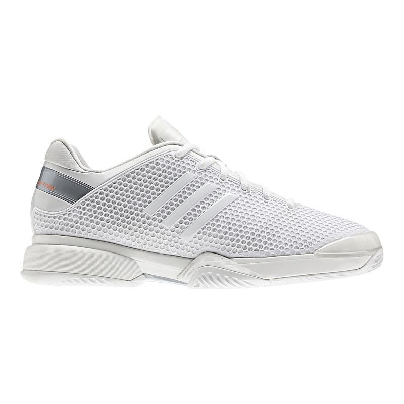 official photos fccb7 508d4 adidas Women s Stella McCartney Barricade Tennis Shoes - White   Sport Chek