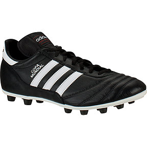 adidas Men's Copa Mundial Outdoor Soccer Cleats - Black/White