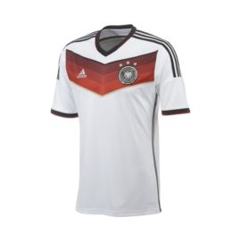 adidas Germany World Cup Home Jersey - White