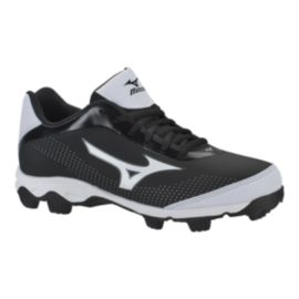Mizuno 9 Spike Franchise 7 Kid's Grade School Mid Cut Baseball Cleats