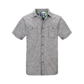 The North Face Hollow Ridge Chambray Men's Short Sleeve Top