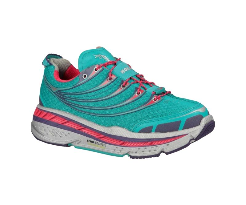 hoka one one stinson s tarmac running shoes sport chek