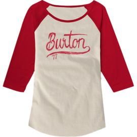 Burton Dream Team Women's 3/4 Raglan T-Shirt