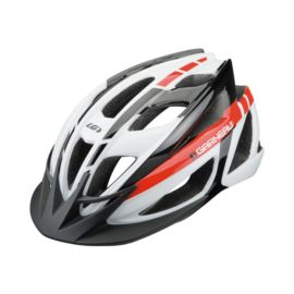 Louis Garneau Le Tour Helmet - Black/White/Red
