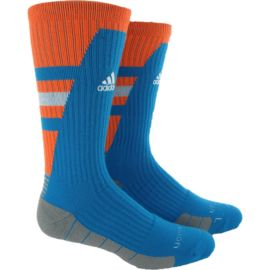 3508b46cfa89 adidas Team Speed Traxion Men s Large Crew Socks
