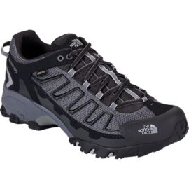The North Face Men's Ultra 109 GTX Trail Running Shoes - Grey/Black