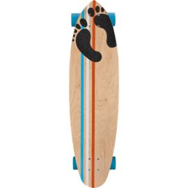 "Hang Ten 34.5"" Invitational Cruiser - Complete"