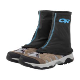 Outdoor Research Sparkplug Gaiters - Black
