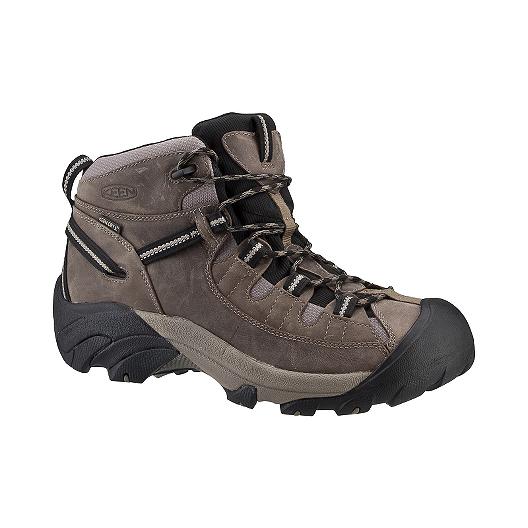 81698063893 Keen Men s Targhee II Mid Lite-Hiking Shoes - Shitake Brindle ...