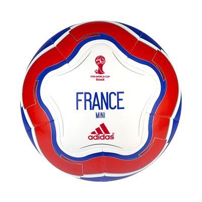 adidas World Cup 2014 France Mini Ball