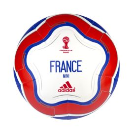 adidas World Cup 2014 France Mini Ball