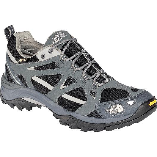 4669641489dd The North Face Men s Hedgehog IV GTX Multi-Sport Shoes - Black Dark Grey