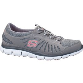 Skechers Women's Gratis TGIF Casual Shoes - Grey