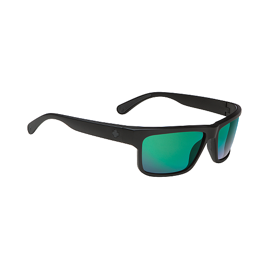 0aee0881fe Spy Frazier Sunglasses - Matte Black with Happy Green Spectra Lenses ...
