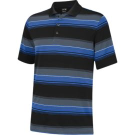 Adidas Golf Merch Stripe Men's Polo