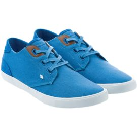 Boxfresh Men's Stern Canvas Shoes - Blue/White
