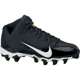 Nike Alpha Shark Kids' Mid Football Cleats Grade School