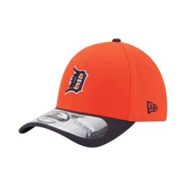 New Era Detroit Tigers 2T Diamond Era 3930 Cap - Navy