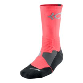 Nike KD Hyperlite Basketball Crew Sock Mens 1 Pair Pack