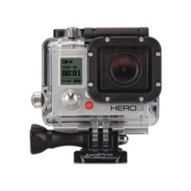 GoPro HERO 3+ Silver Action Camera