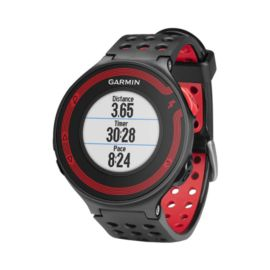 Garmin Forerunner 220 with Heart Rate Monitor - Black/Red