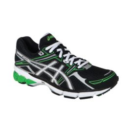 ASICS Men's GT-1000 Running Shoes - Black/Silver