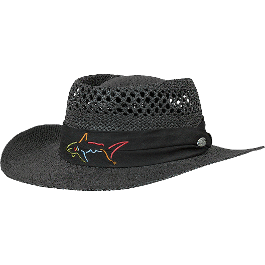 0c7ec2c92b267 Greg Norman Banded Men s Straw Hat