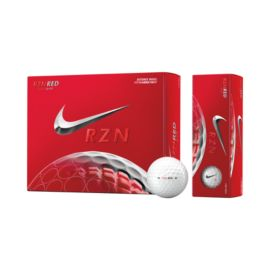 Nike RZN Red Golf Balls - 12 Pack
