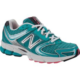 New Balance Women's 730v2 B Running Shoes - Teal/White