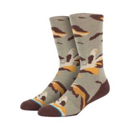 Stance Sidestep Men's Lookout Crew Socks 1 Pair Pack