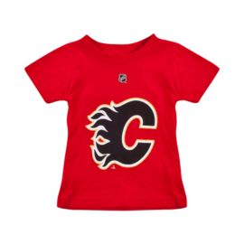 Calgary Flames Toddler Sean Monahan Player Association T Shirt