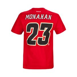 Calgary Flames Kids' Sean Monahan Player Association T Shirt