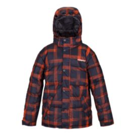 Firefly Boys' Eagor Down Jacket