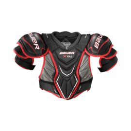 Bauer Vapor X100 Shoulder Pads - Junior