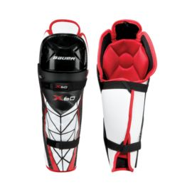 Bauer Vapor X60 Shin Guards - Junior