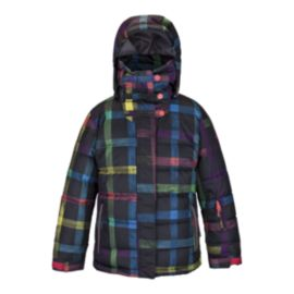 Firefly Girls' Lava Insulated Winter Jacket
