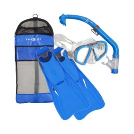 Aqua Lung Sport Youth Snorkel Kit