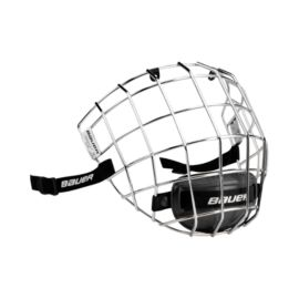 Bauer Profile II Facemask - Silver