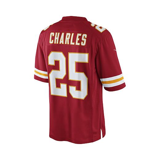 84c64e6d82 Kansas City Chiefs Jamaal Charles Red Football Jersey   Sport Chek