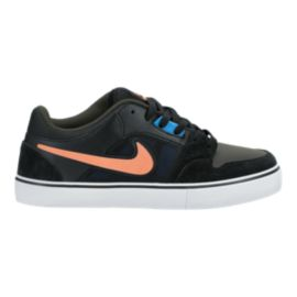 Nike Men's Ruckus 2 LR Skate Shoes - Black/Blue