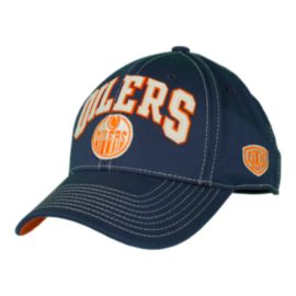 Edmonton Oilers One Timer Hat