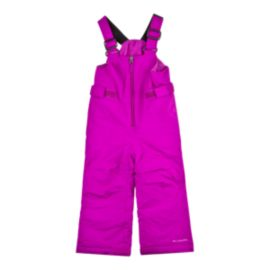 Columbia Toddler Kids' Snowslope II Bib Snow Pants